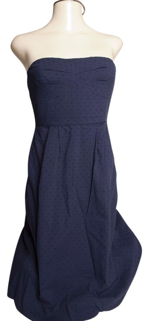 Preload https://img-static.tradesy.com/item/984469/jcrew-navy-blue-swiss-dot-strapless-cotton-knee-length-short-casual-dress-size-0-xs-0-0-650-650.jpg