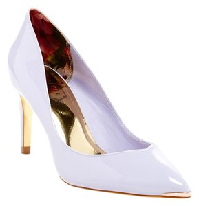 Ted Baker Cinderella Shoe Heel Heels Light Purple Pumps