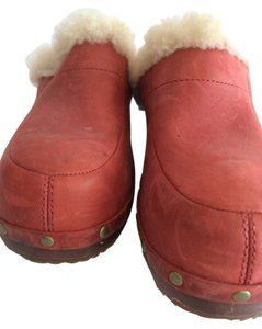 UGG Australia Slide 2 BURNT ORANGE Mules