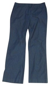 Ann Taylor Flare Pants Denim