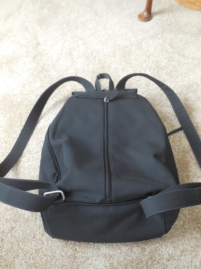 Kenneth Cole Reaction Logo Polyester Drawstring Backpack