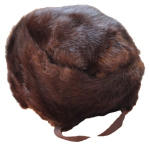 Borsalino Original Borsalino real fur hat.