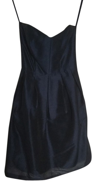 Preload https://img-static.tradesy.com/item/9847852/alfred-sung-navy-d618-mid-length-cocktail-dress-size-8-m-0-1-650-650.jpg
