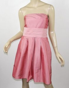 Ann Taylor Light Pink Pink Dress Dress