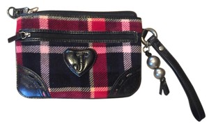 Juicy Couture Wristlet in Plaid