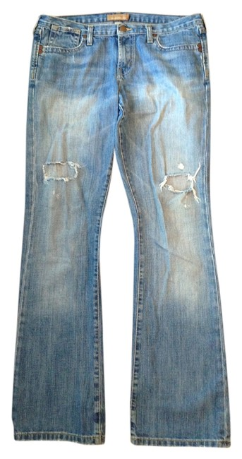 Preload https://img-static.tradesy.com/item/984976/abercrombie-and-fitch-blue-distressed-boot-cut-jeans-size-32-8-m-0-0-650-650.jpg