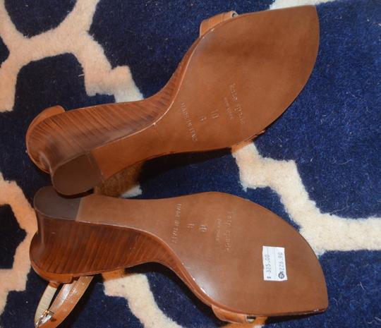Kate Spade Brown Wedges