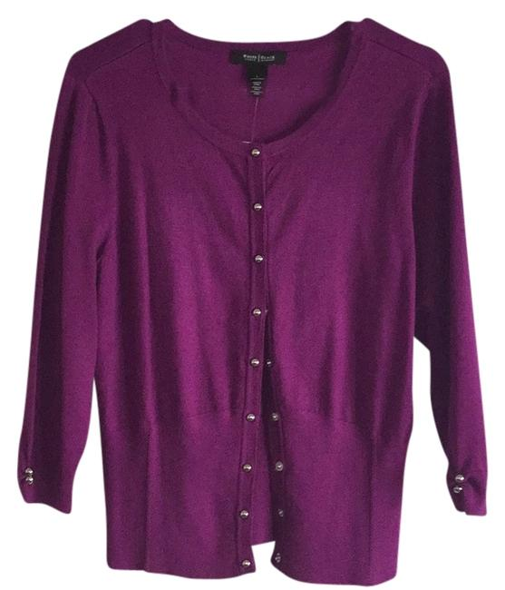 Preload https://img-static.tradesy.com/item/9851995/white-house-black-market-purple-cardigan-size-12-l-0-1-650-650.jpg