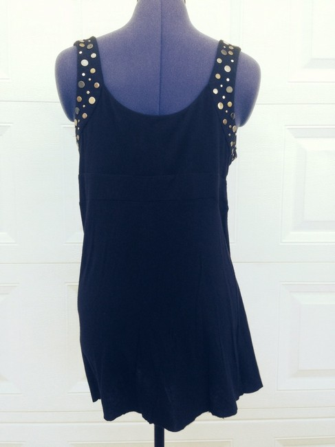 Joie Top Black With Studs