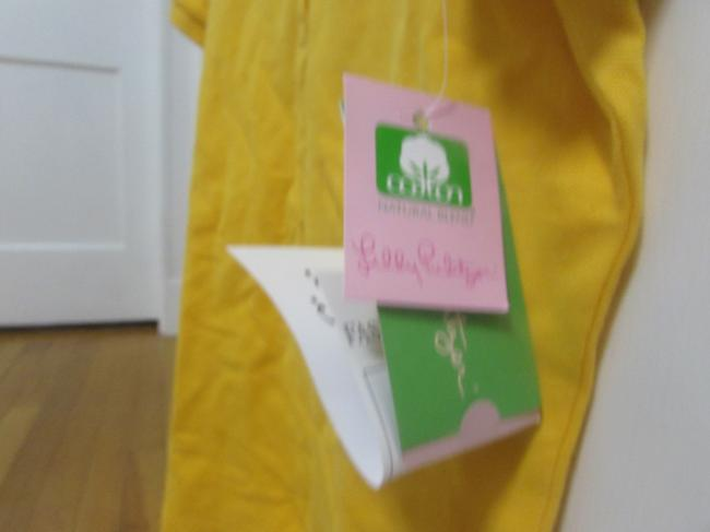 Lilly Pulitzer T Shirt gold
