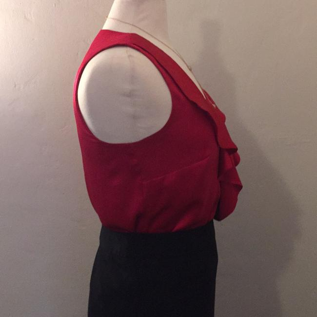 Saks Fifth Avenue Top Red