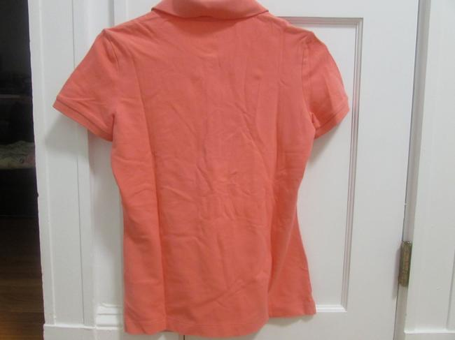 Lilly Pulitzer Gold T Shirt tangerine