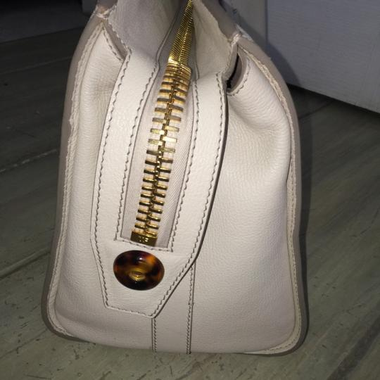 Tom Ford Satchel in Off White