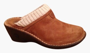 UGG Australia Chestnut/Brown Mules
