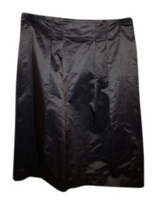 RIANI Skirt Dark Olive Metallic