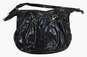 Cynthia Rowley Leather And Gold Hobo Bag