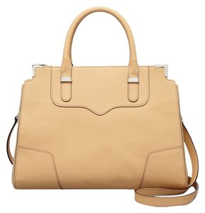 Rebecca Minkoff Nwt New With Tags Tag Satchel in Nude