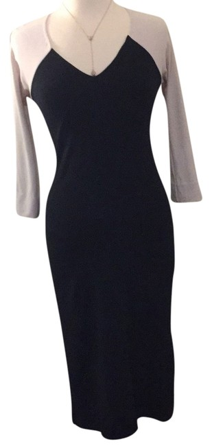 Preload https://img-static.tradesy.com/item/9854461/narciso-rodriguez-black-white-knee-length-workoffice-dress-size-4-s-0-1-650-650.jpg