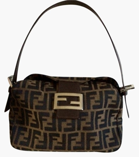 Preload https://img-static.tradesy.com/item/9854815/fendi-brown-and-tan-baguette-0-1-540-540.jpg
