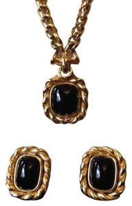 Dior Vintage Dior Necklace and Earrings set