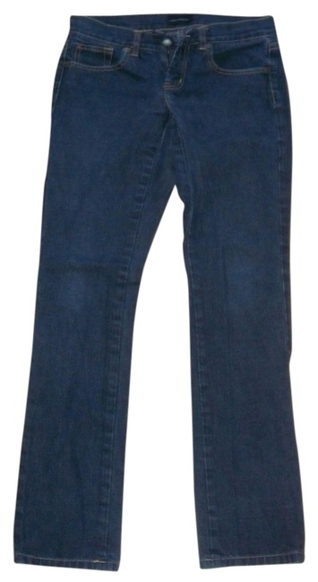 The Limited Straight Pants Denim
