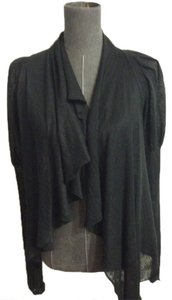 Nanette Lepore Draped Front Cardigan Sweater