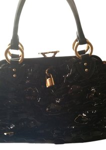 Marc Jacobs Satchel in black and gold