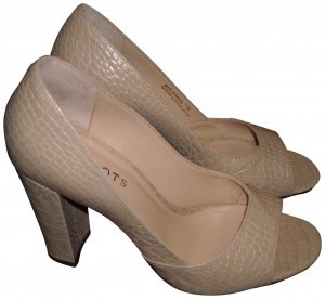 talbots cafe au lait Pumps