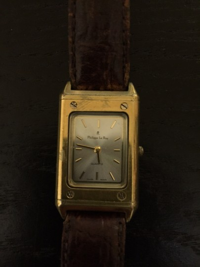 Philippe Le Roy Philippe Le Roy Gold Watch Vintage