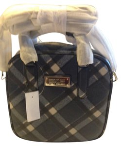 Marc by Marc Jacobs Satchel in BLUE PLAID
