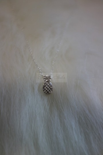 Other Silver Pineapple Necklace