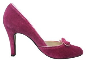 Marc Jacobs Fushia Pumps