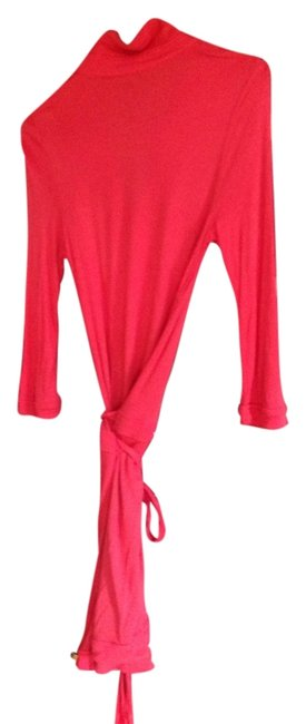 BCBGMAXAZRIA short dress Coral Tie In Front Or Back on Tradesy