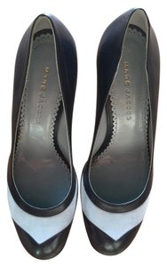 Marc Jacobs Navy & Blue Pumps