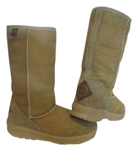 UGG Australia Unique Suede Winter Boot Tan Boots