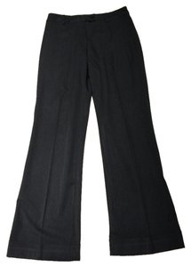 Nine West Cuffed Size 6 Cuffed Trouser Pants Gray
