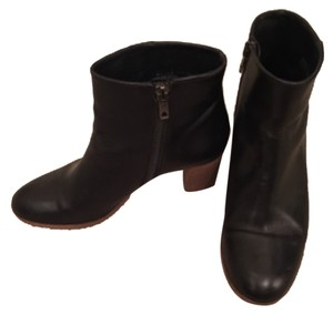 J.Crew Ankle Black Boots