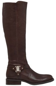Vince Camuto Riding Equestrian Davys Brown Boots