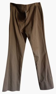 Zara Chic Trousers Chic Classy Classic Trousers Tan Cream Yellow Mustard Pants