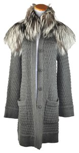 Missoni Wool Cardigan Coat
