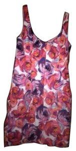 Nanette Lepore short dress Pink and purple on Tradesy