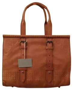 Isabella Fiore Sydney Leather Nwt New Handbag Tote in Brown