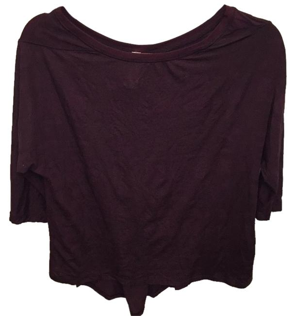 Item - Purple Lulu Flow Flowy Tunic Size 6 (S)