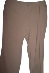Lane Bryant Trouser Pants BROWN