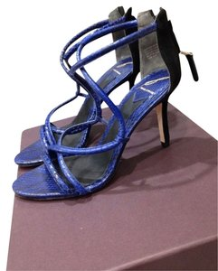 Brian Atwood Blue Pumps