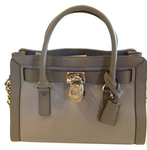 MICHAEL Michael Kors Satchel in GRAY