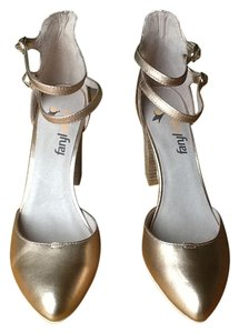 Farylrobin Pump Anthropologie Rose Gold Pumps
