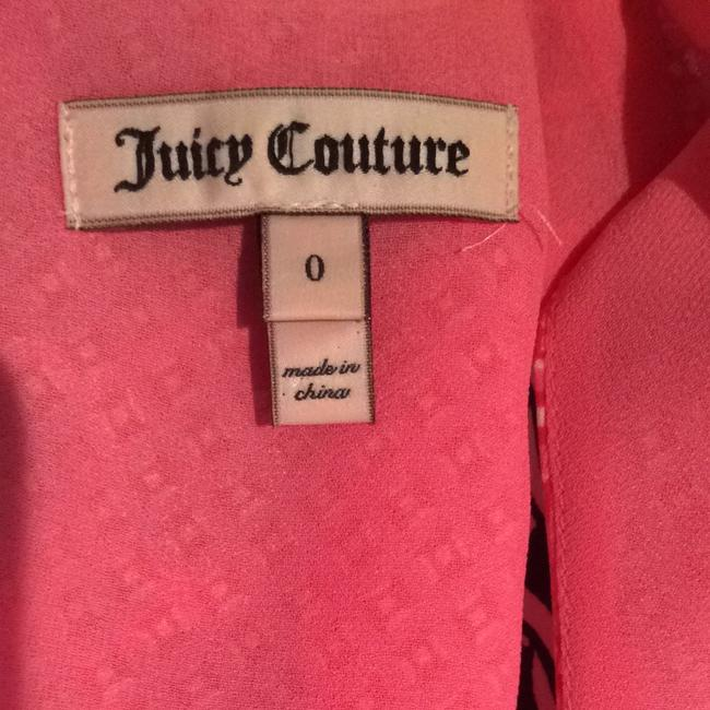 Juicy Couture Bright Fun Girly Classy Stylish Silky Pretty Comfortable Dress