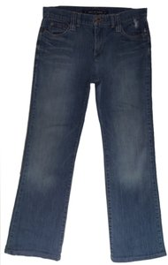 DKNY Relaxed Fit Jeans-Medium Wash