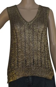 BCBG Paris Top gold / brown